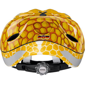 Alpina Gamma 2.0 Flash Kids Helmet honey bee
